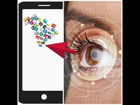 """كيف تتحكم في هاتفك بإستخدام عينيك فقط مع تطبيق """"Look To Speak"""""""