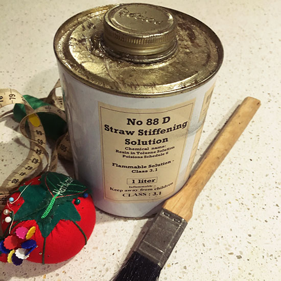 Which stiffener should I use? - How To Make Hats Millinery